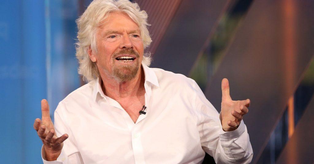 Richard Branson organiza concierto benéfico para Venezuela