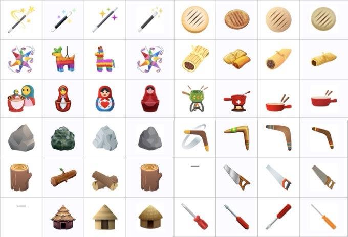 emoji de la arepa