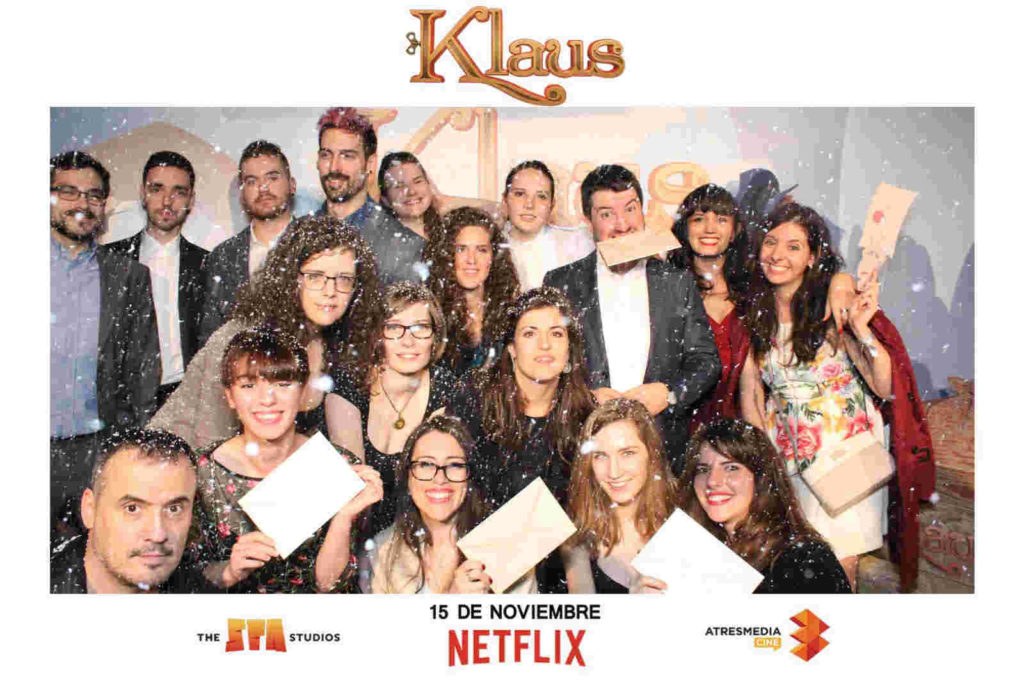 Klaus SPA Team