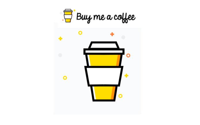Buy me a coffe