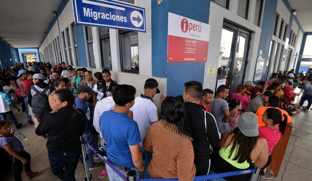 Consulado de Venezuela en Perú