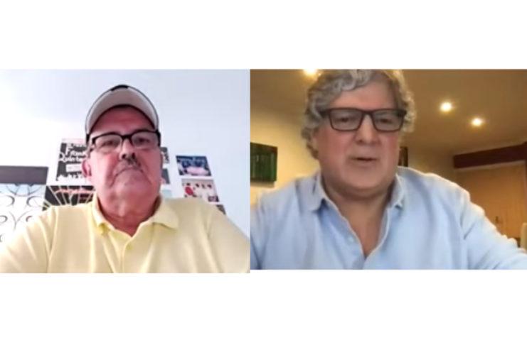 Hernán Atencio nos cuenta la historia de Radio San Cristóbal