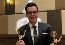"Carlos Mauricio Ramírez ""Toma Papá"" gana su tercer Emmy"