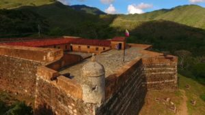 Castillo de Santa Rosa.