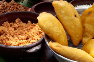 Empanadas de Cazón.