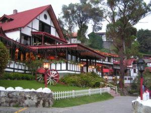 Arquitectura de La Colonia Tovar.
