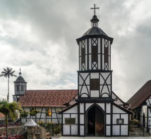 Iglesia San Martín de Tours.